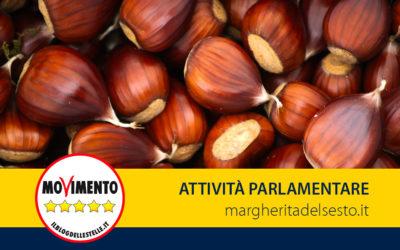 Settore Castanicolo: approvato mio ODG con impegno del Governo per le annualità 2019/2020.