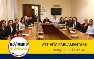 Insediamento della XIII Commissione Agricoltura della Camera