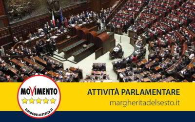 Istituzione di una Commissione parlamentare anti-mafia