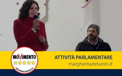 Roberto Fico eletto Presidente della Camera dei Deputati
