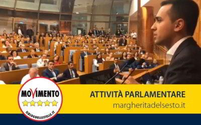 Il prof. Giuseppe Conte scelto dal M5S come Premier