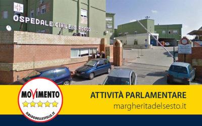 Interrogazione parlamentare al Ministro della Salute sull'ospedale di Sessa Aurunca