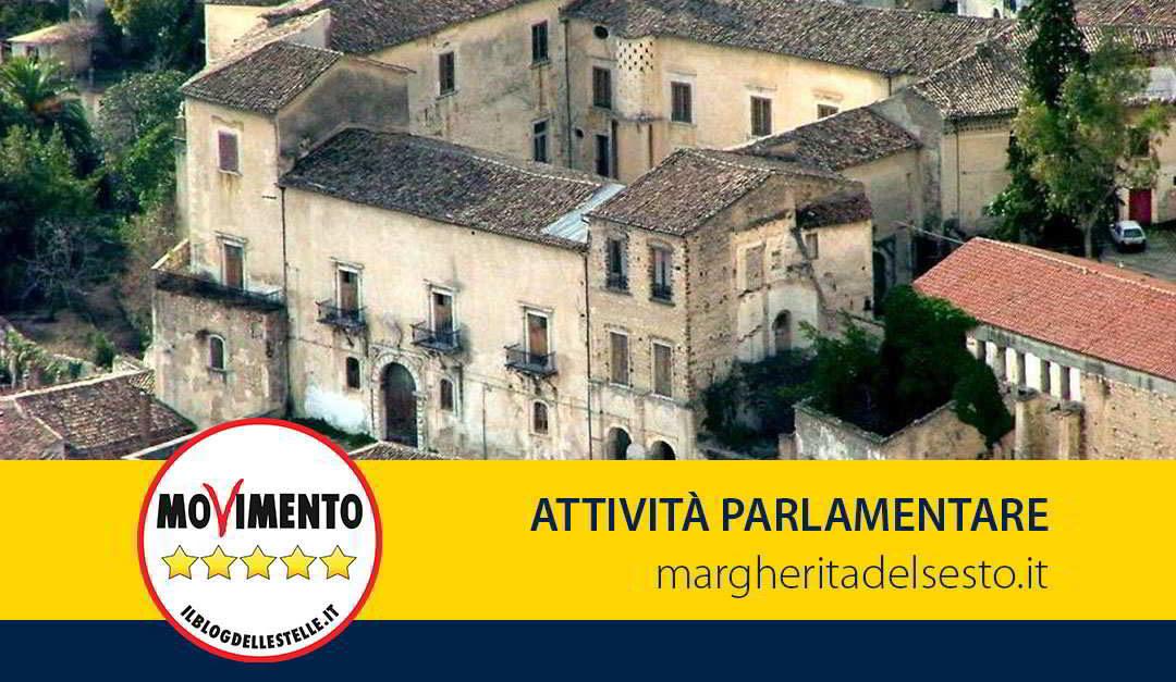 Palazzo Ducale di Piedimonte Matese. Tra reiterate petizioni di principio…ed azioni concrete