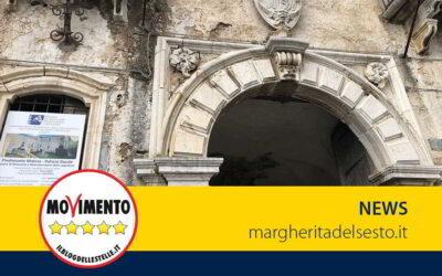 Piedimonte Matese, Palazzo Ducale. Iniziati i lavori
