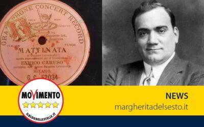 Centenario della morte del tenore Enrico Caruso