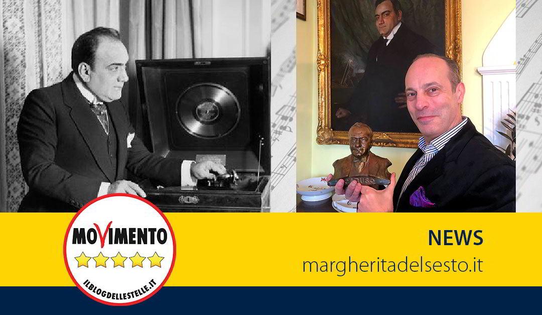 Enrico Caruso. Da Londra, il recital del tenore Mark Milhofer