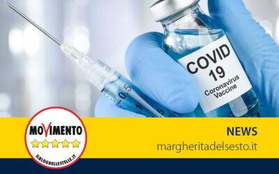 Covid-19. Vaccinazioni a personale non residente di scuole e università