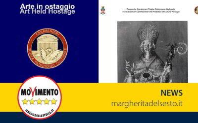 Arte in ostaggio. Carabinieri TPC