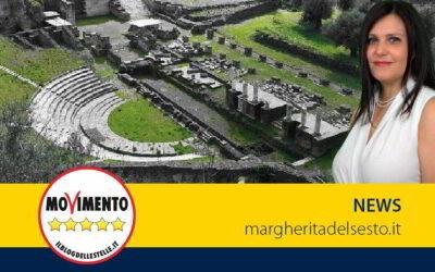 Sessa Aurunca, area archeologica. Restauro e valorizzazione