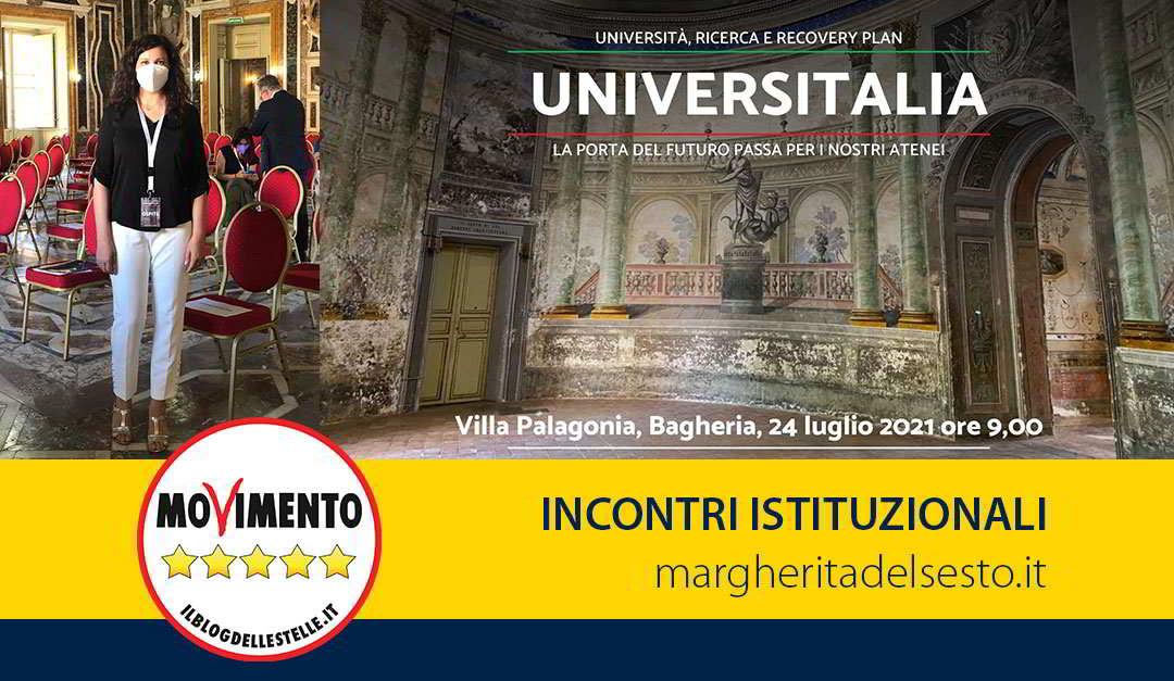"""""""Universitalia"""", Convegno a Bagheria (PA)"""
